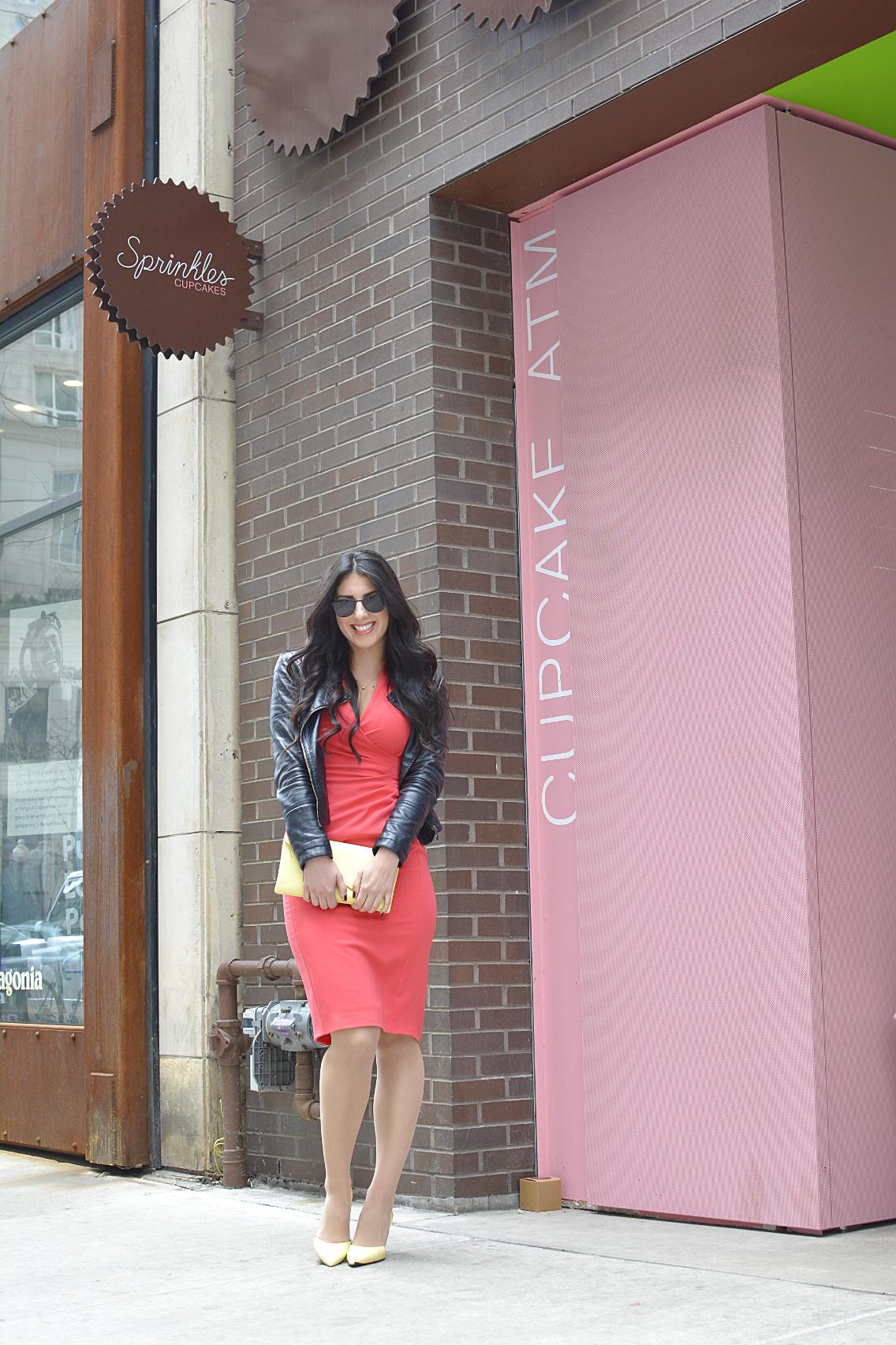 LK Bennett Sprinkles Cupcakes Chicago Jules a la Mode