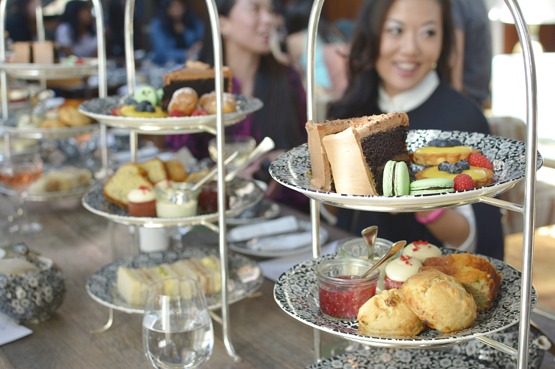 Afternoon Tea at The Allis Soho House 14