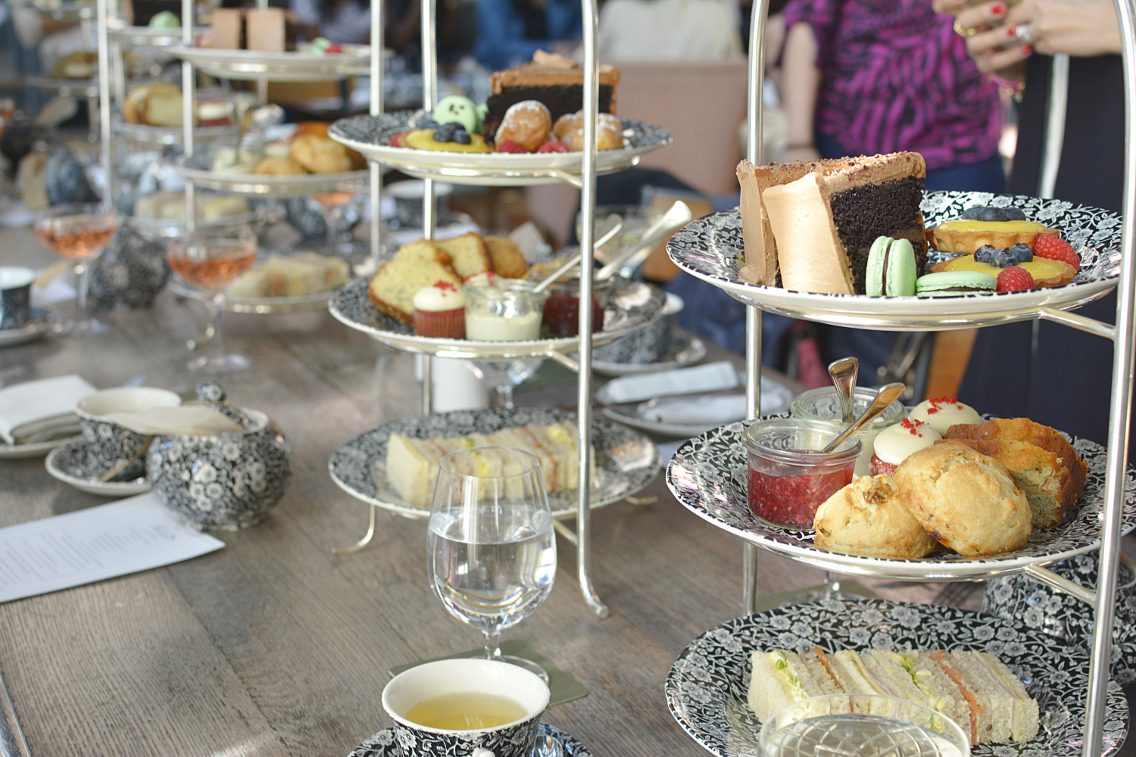 Afternoon Tea at The Allis Soho House 15