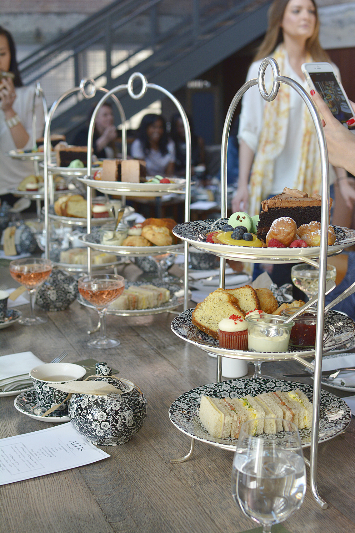 Afternoon Tea at The Allis Soho House 16