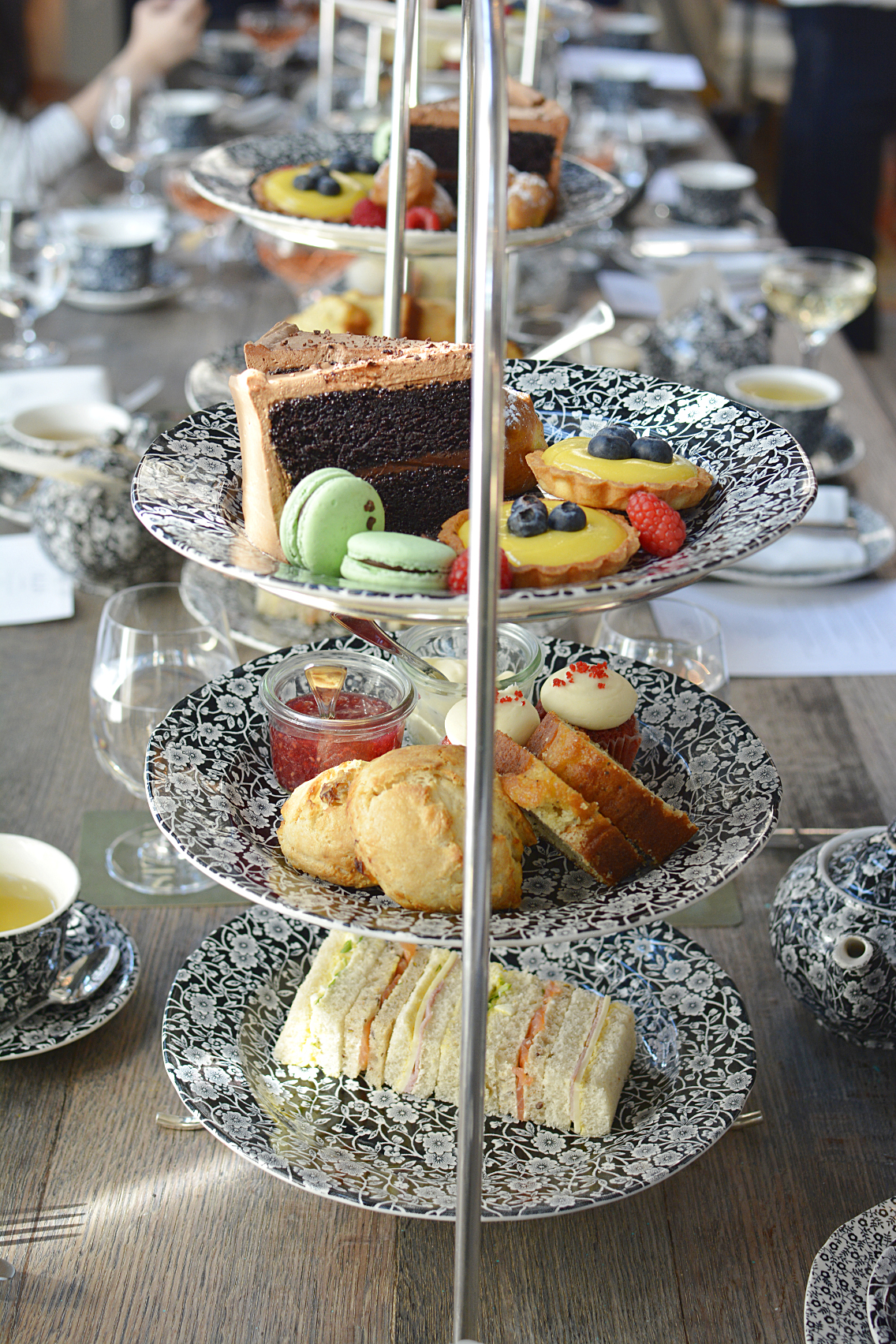 Afternoon Tea at The Allis Soho House 18