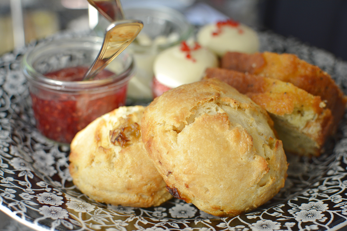 Afternoon Tea at The Allis Soho House 21