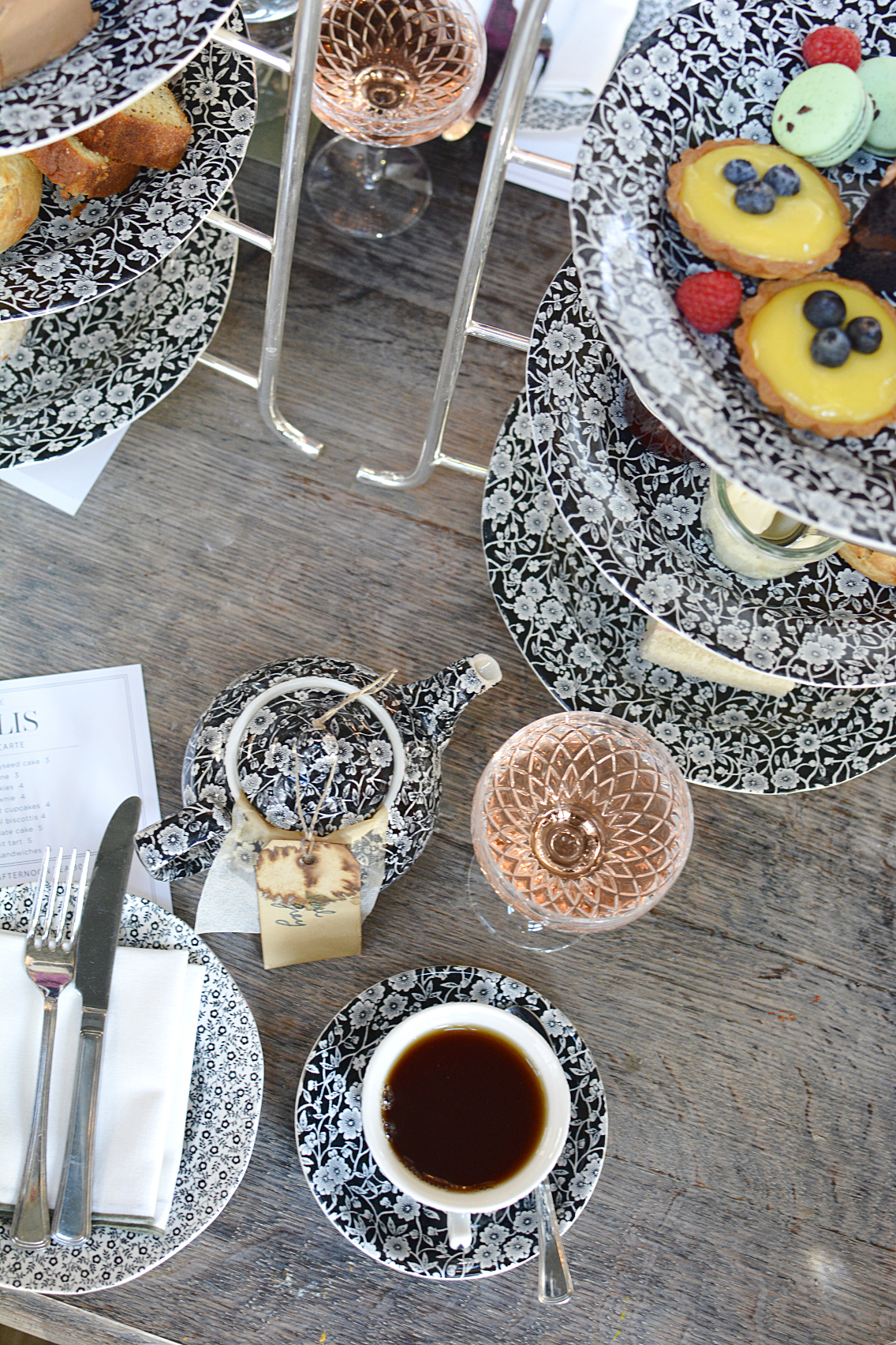 Afternoon Tea at The Allis Soho House 30