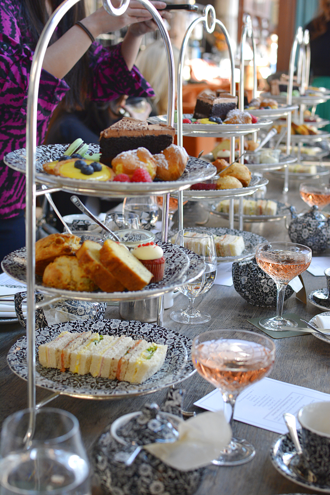 Afternoon Tea at The Allis Soho House 33