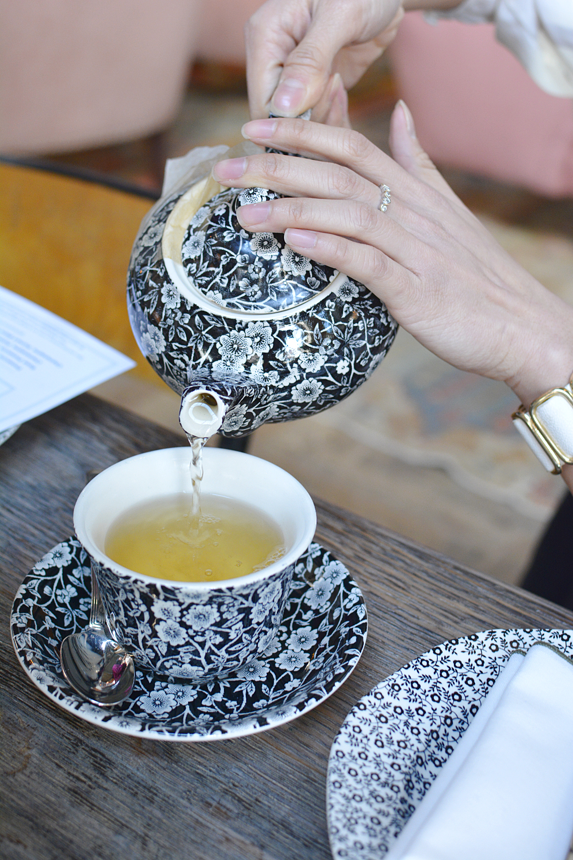 Afternoon Tea at The Allis Soho House 34