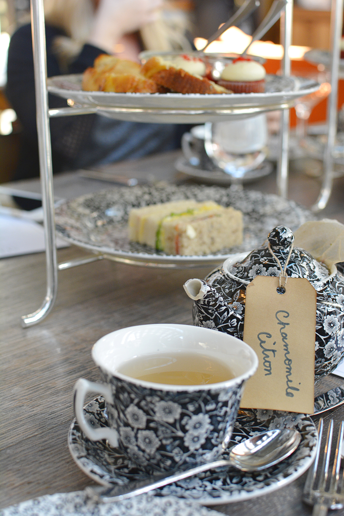 Afternoon Tea at The Allis Soho House 36