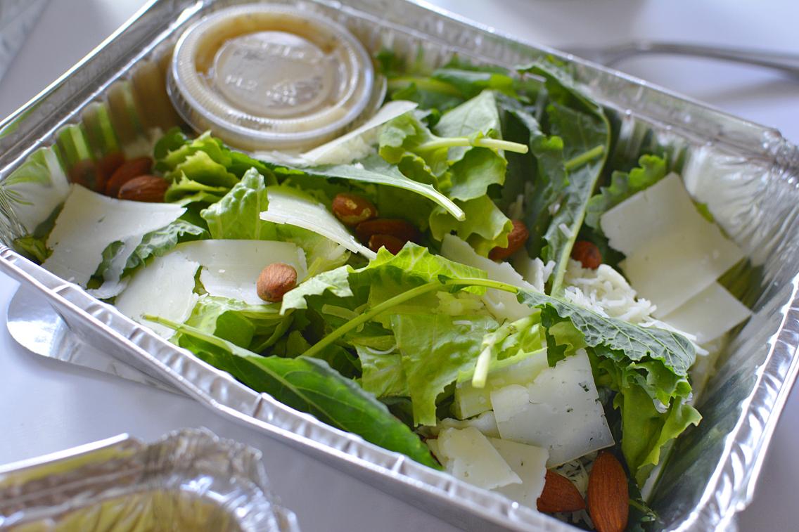 County BBQ DMK Kale and Romaine Caesar Salad 4