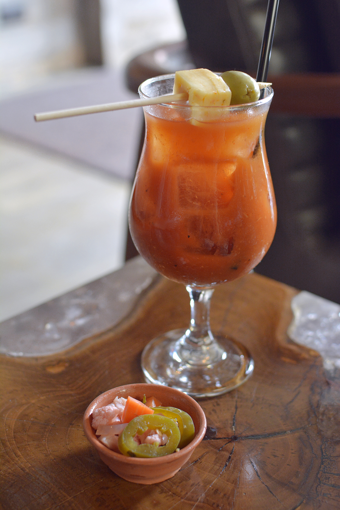 Presidio Chicago Bloody Mary