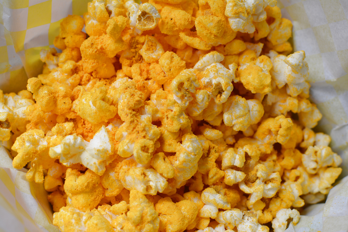 Antique Taco Habanero Popcorn