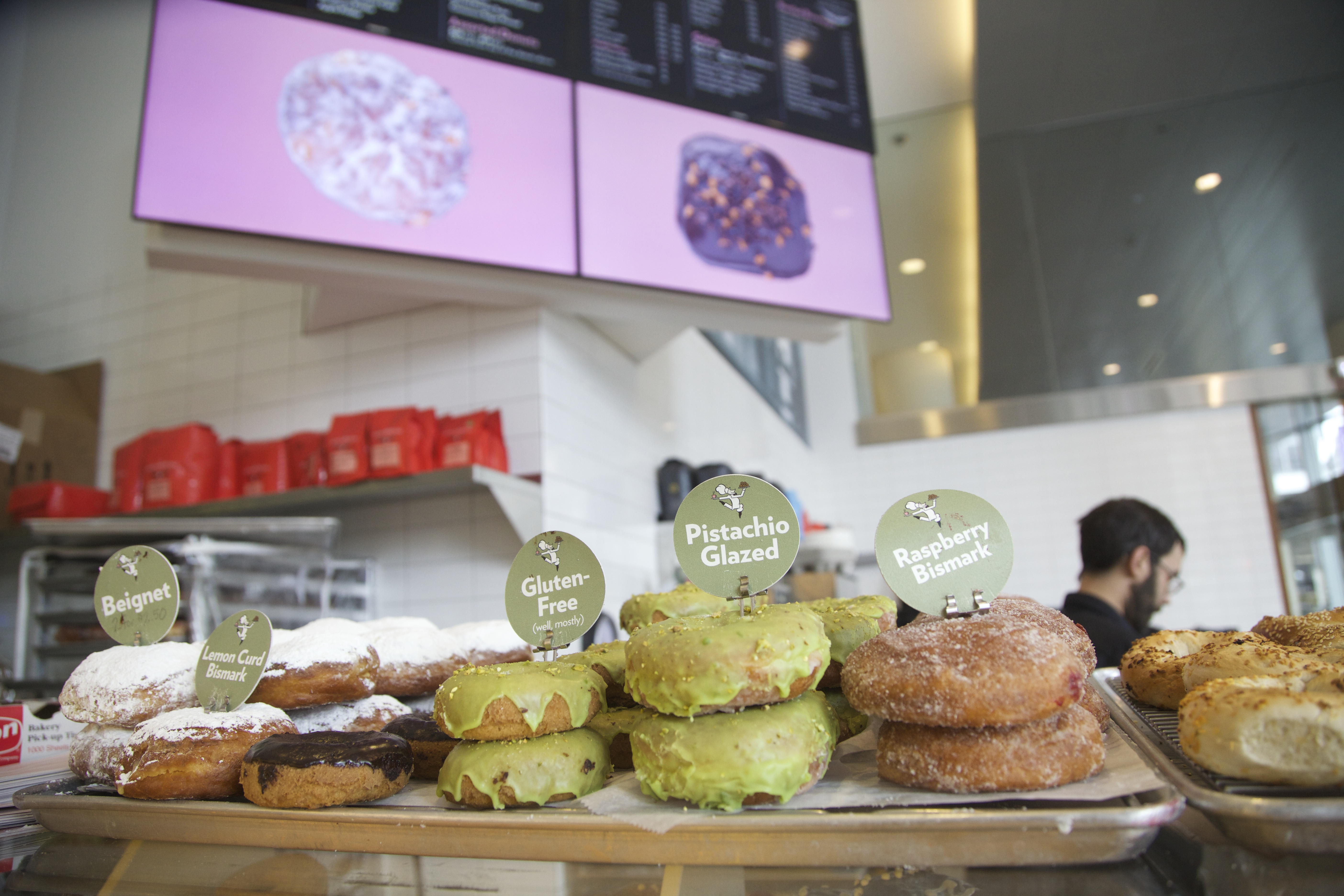 David Yurman Stan's Donuts Chicago 9