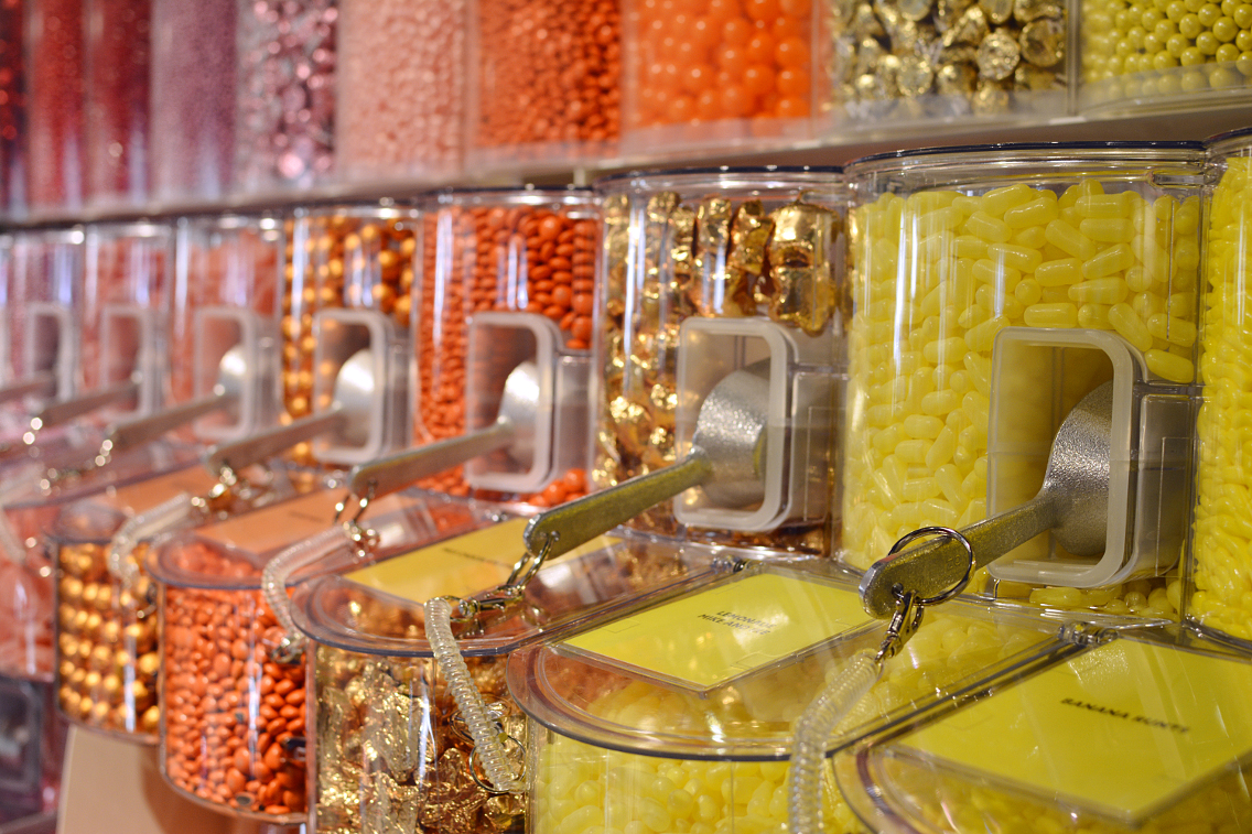 Dylan's Candy Bar Chicago 2