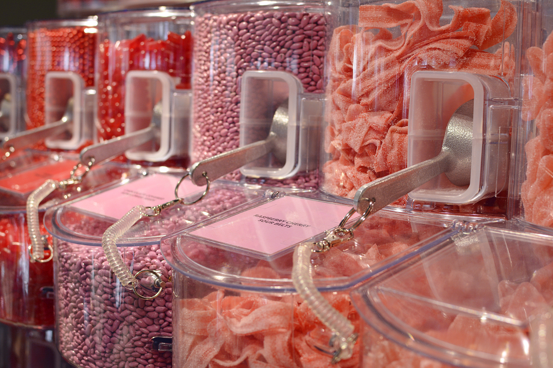 Dylan's Candy Bar Chicago 3