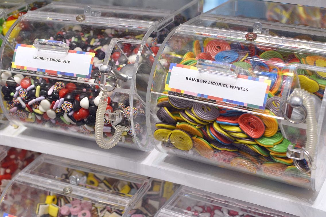 Dylan's Candy Bar Chicago 20