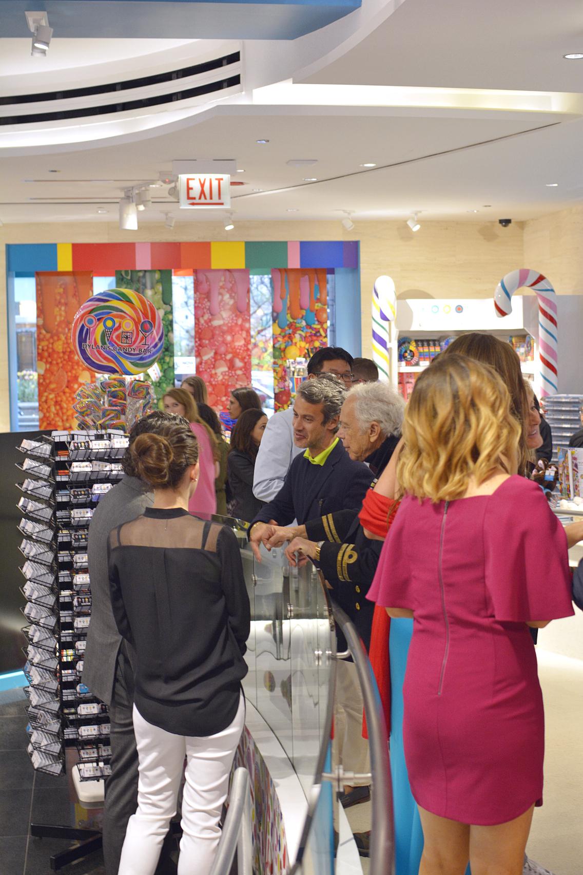 Ralph Lauren at Dylan's Candy Bar
