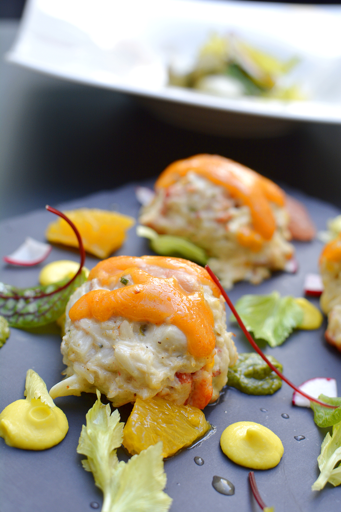 Sofitel Chicago Maryland Style Crab Cakes