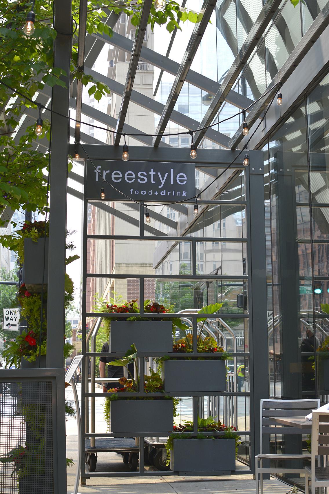 freestyle restaurant Dana Hotel Chicago