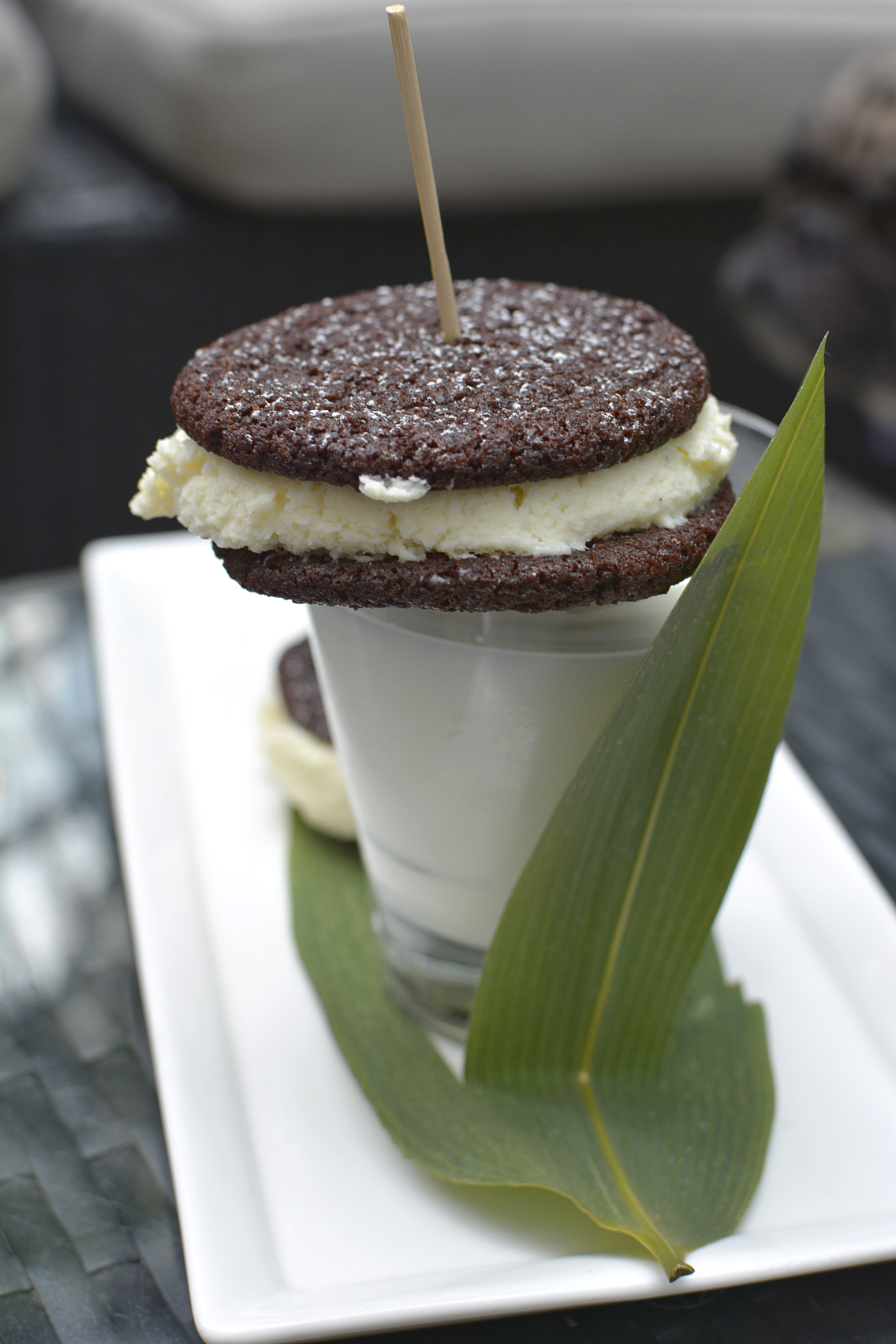 freestyle restaurant Dana Hotel Chicago Oreos and Milk 1