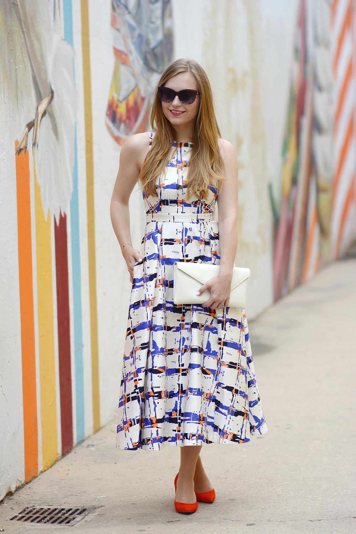 LK Bennett Coney Dress 13