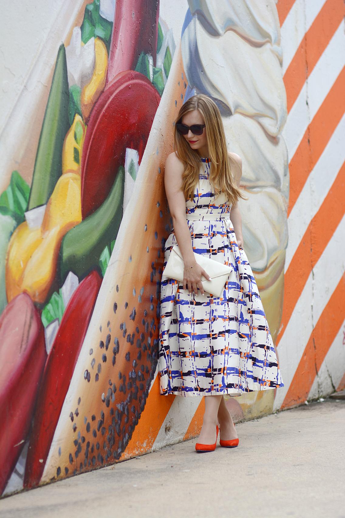LK Bennett Coney Dress 2