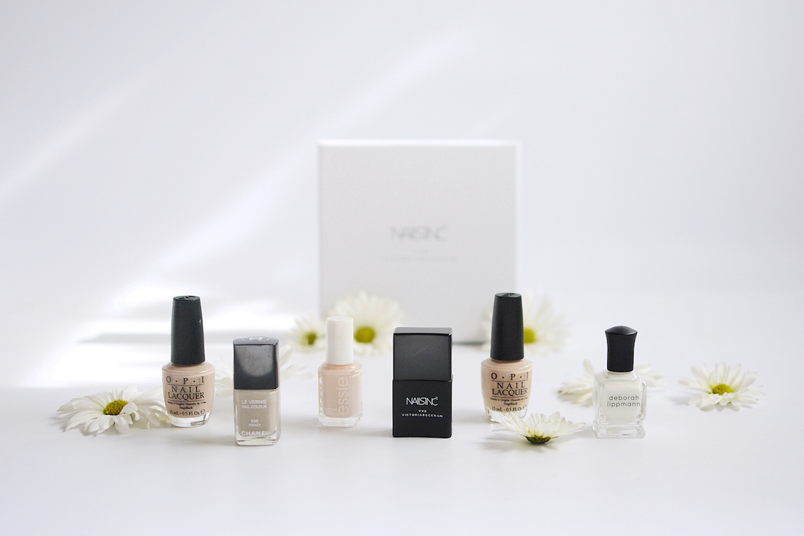 Nude Nail Polish for Pale Skin 2