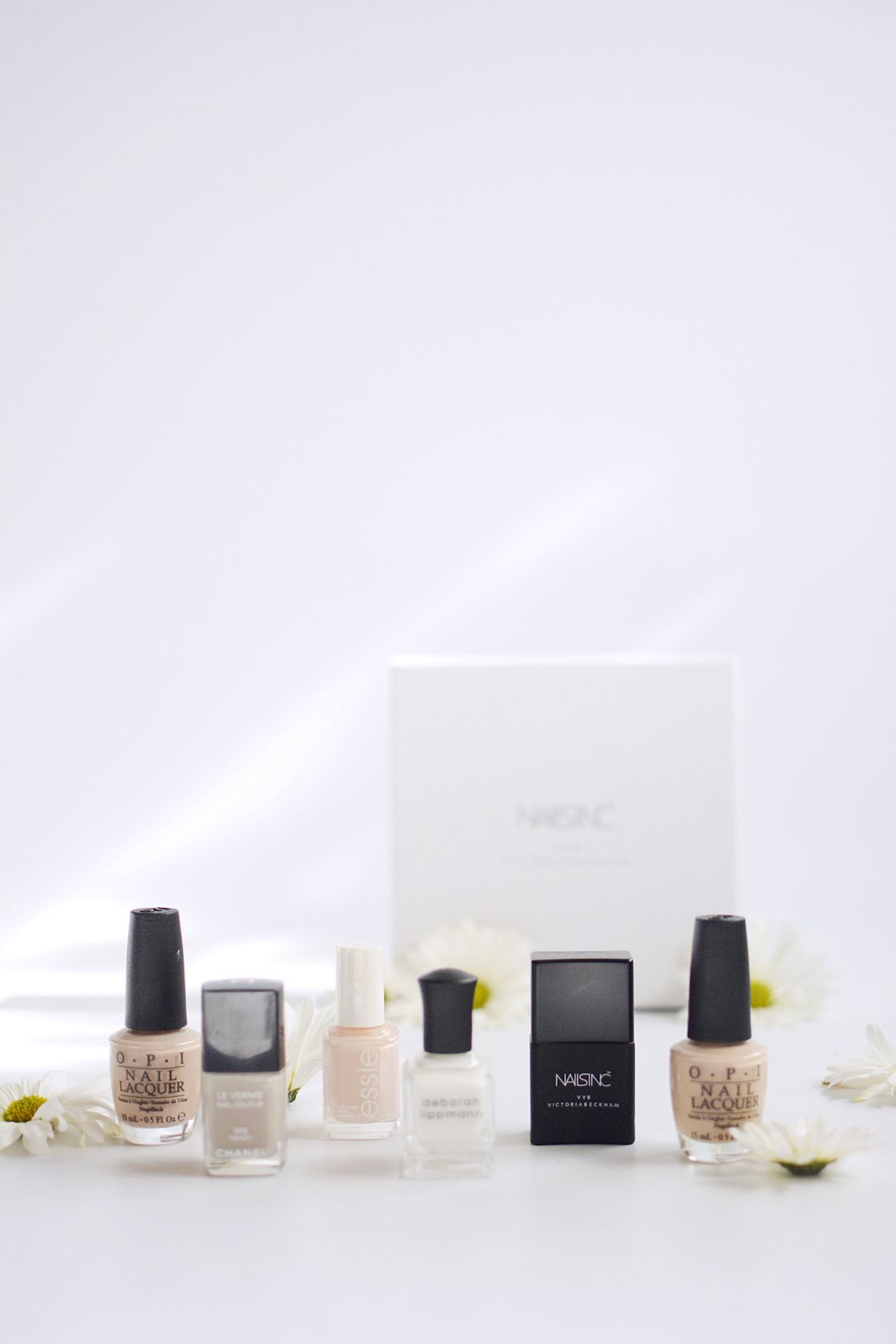 Nude Nail Polish for Pale Skin 5