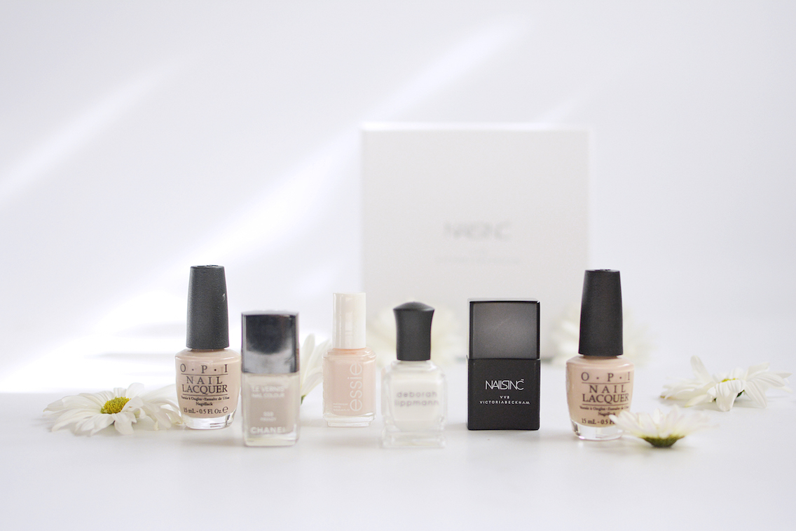 Nude Nail Polish for Pale Skin 6