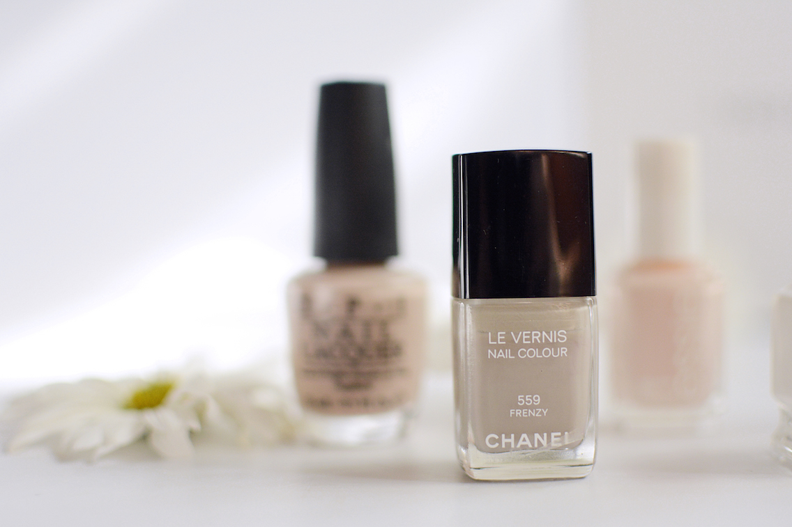 Nude Nail Polish for Pale Skin 7