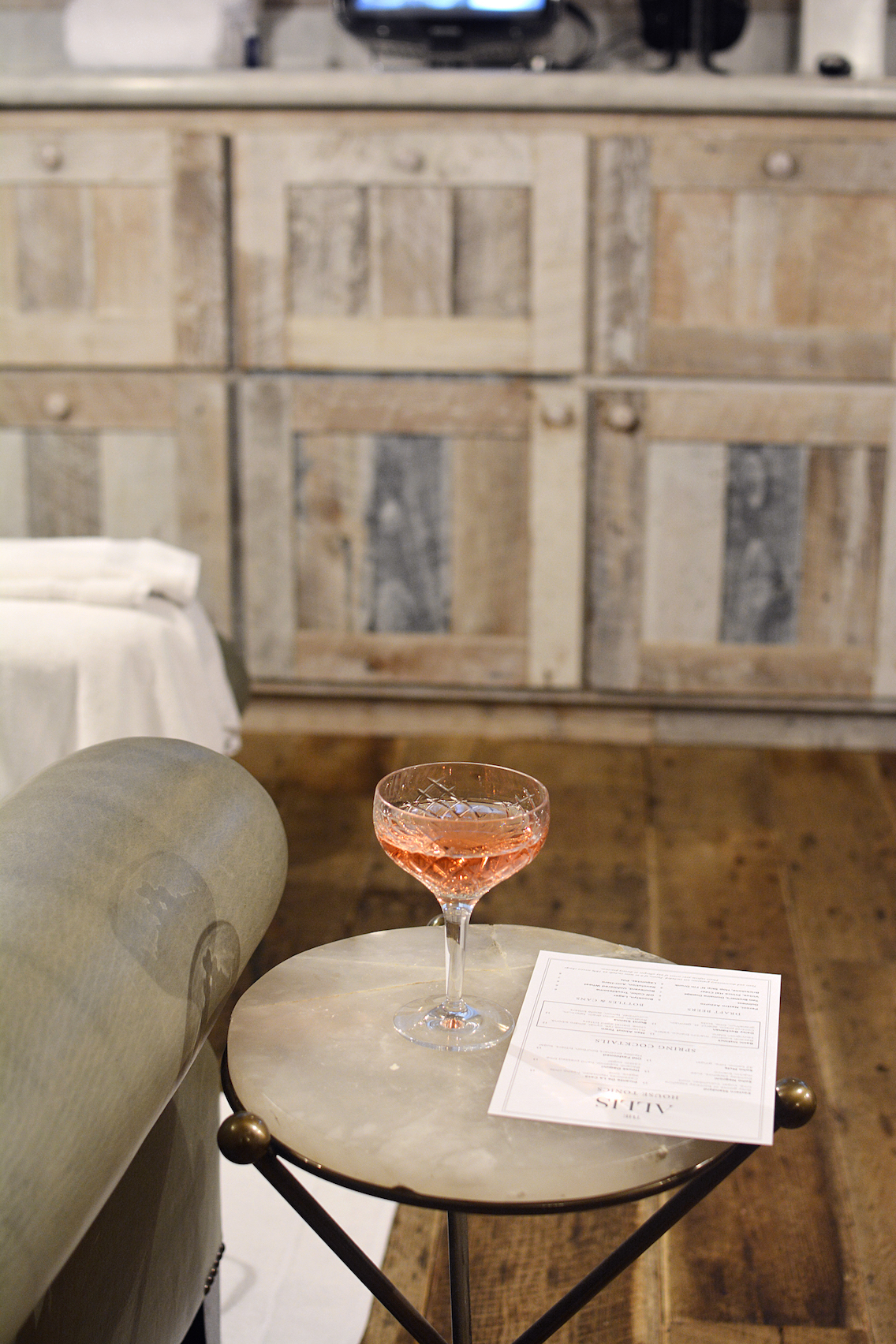Soho House Chicago Cowshed Spa 25