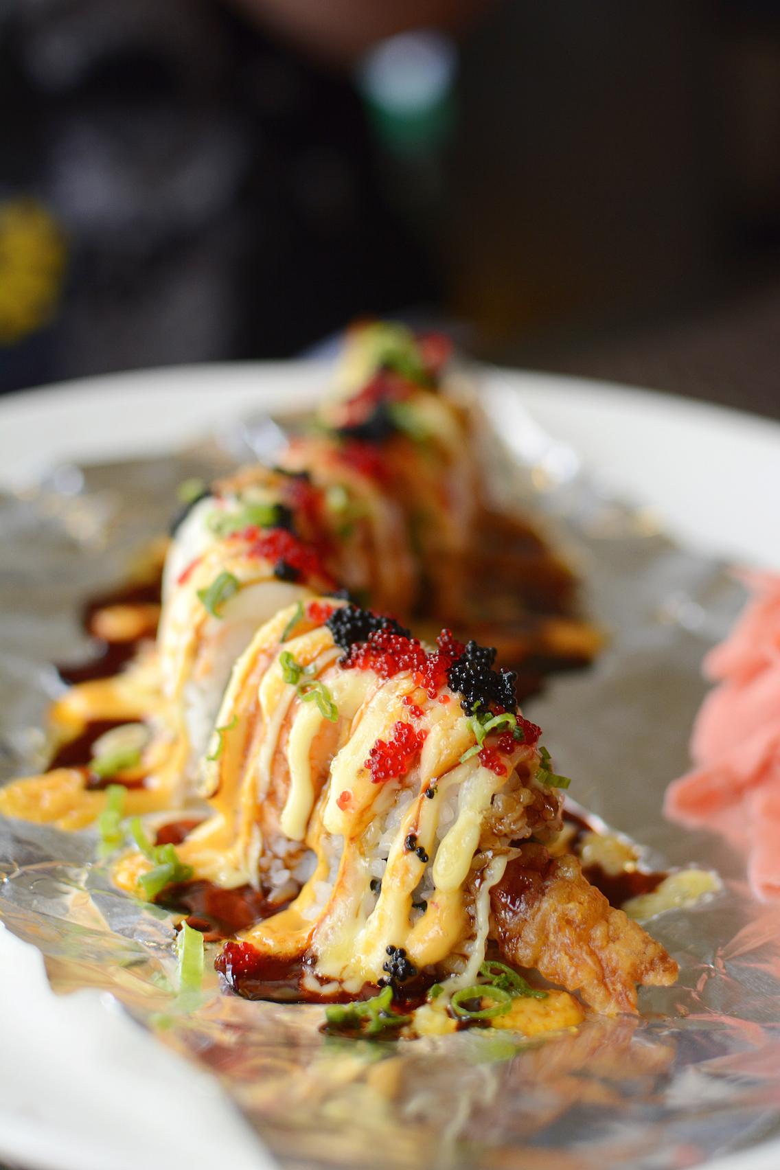 Koi Evanston Sushi 4