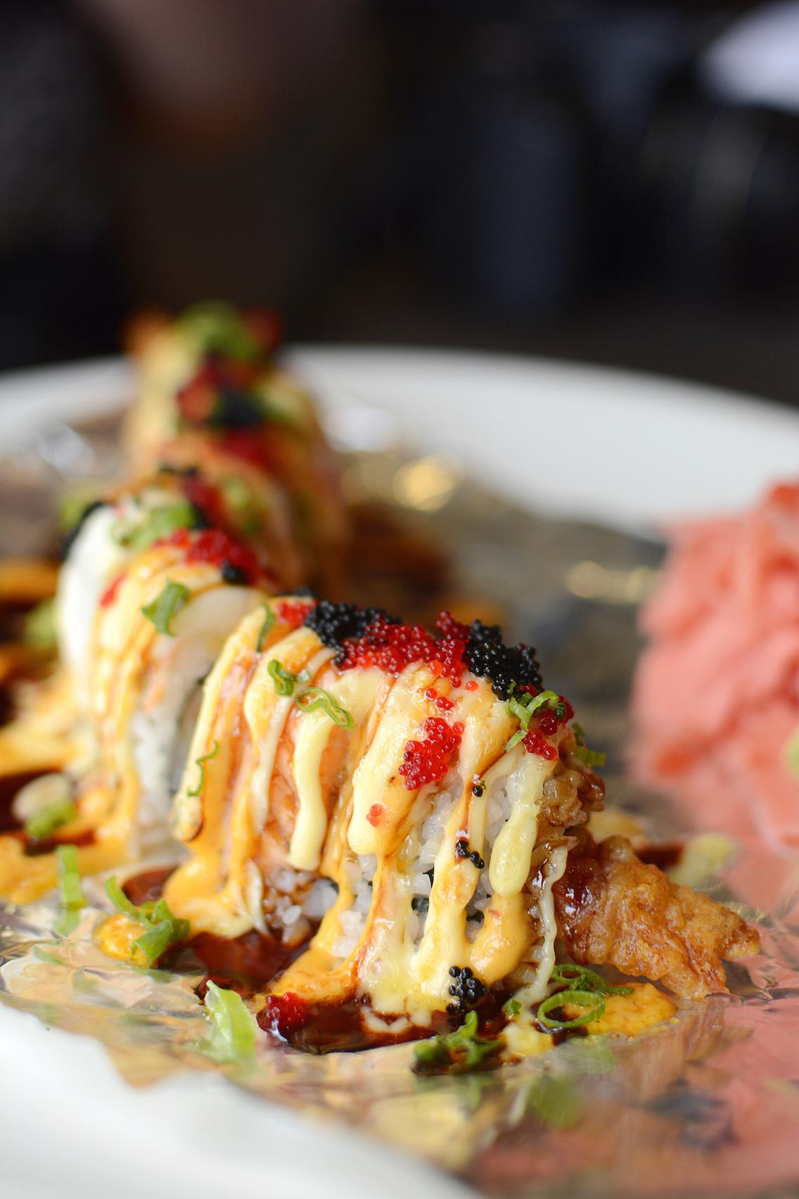 Koi Evanston Sushi 5