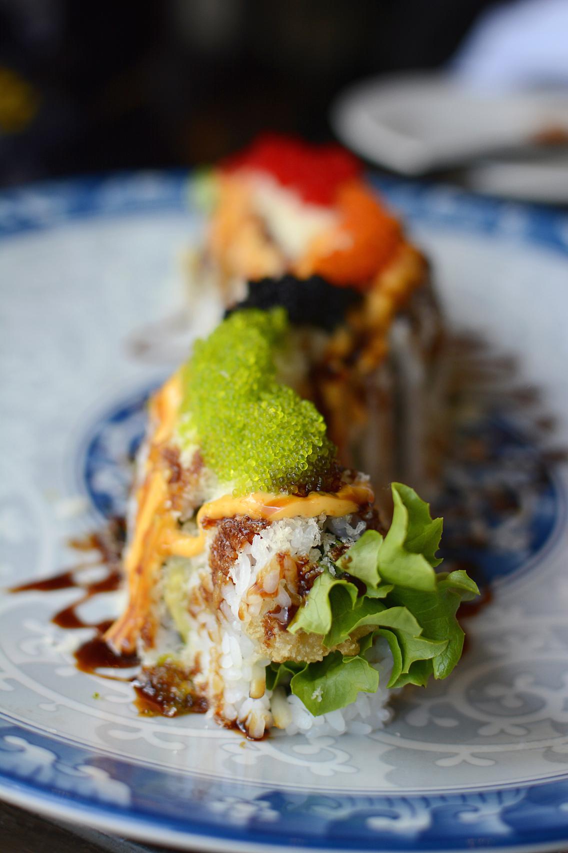 Koi Evanston Sushi 14