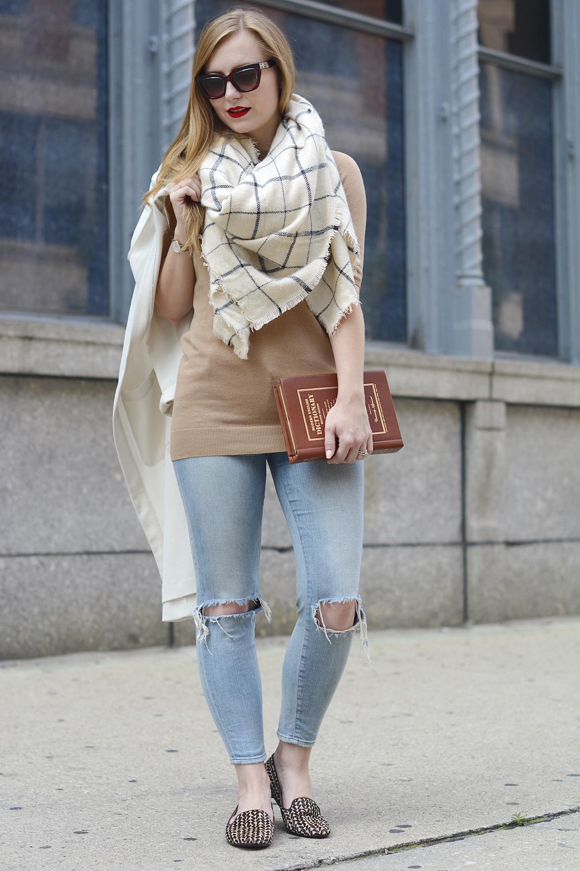 Kate Spade Dictionary Clutch Zara Valentino 10