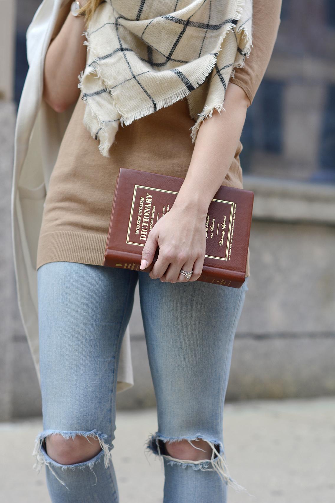 Kate Spade Dictionary Clutch Zara Valentino 9