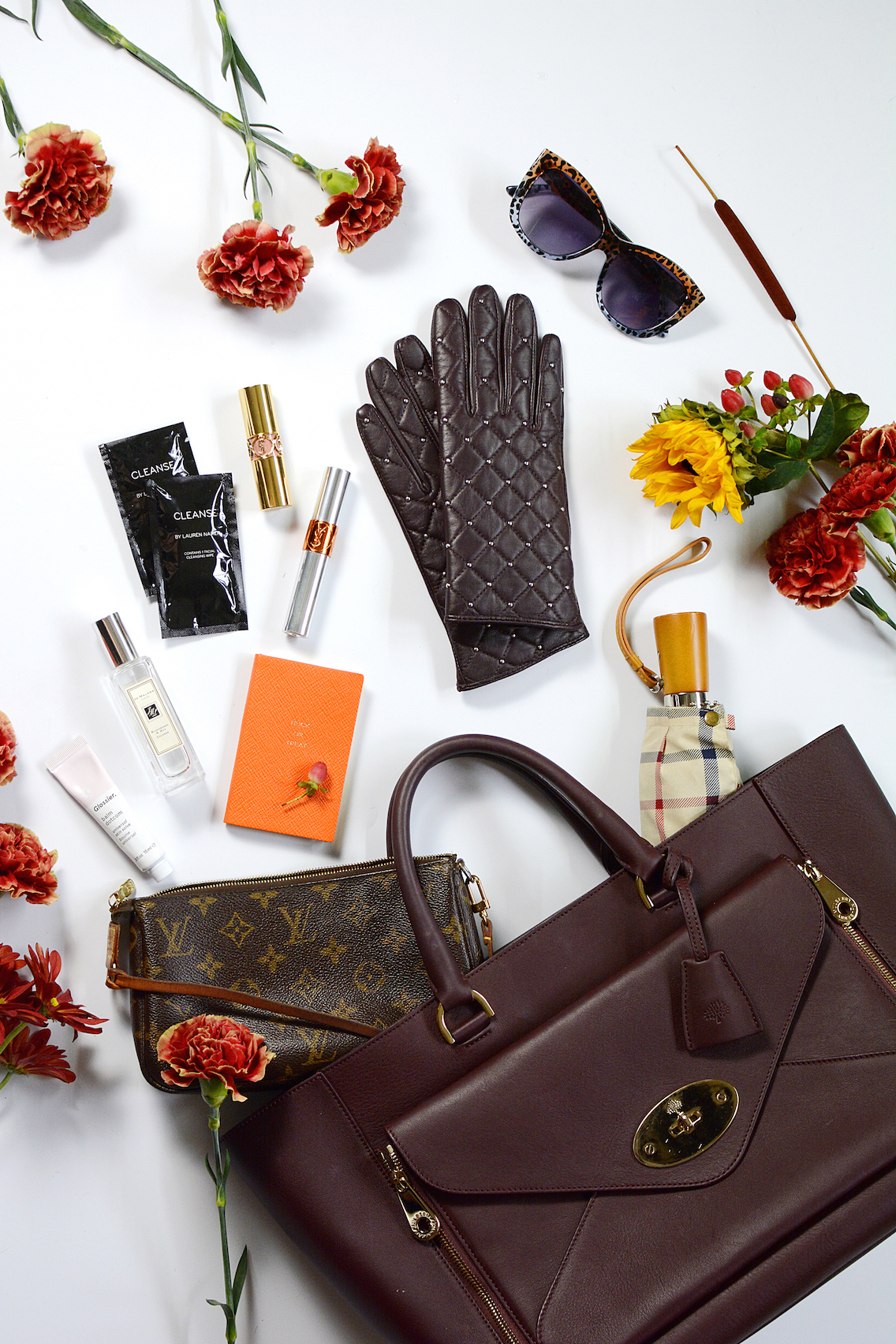 Mulberry Willow Tote Smythson Jo Malone Glossier 17