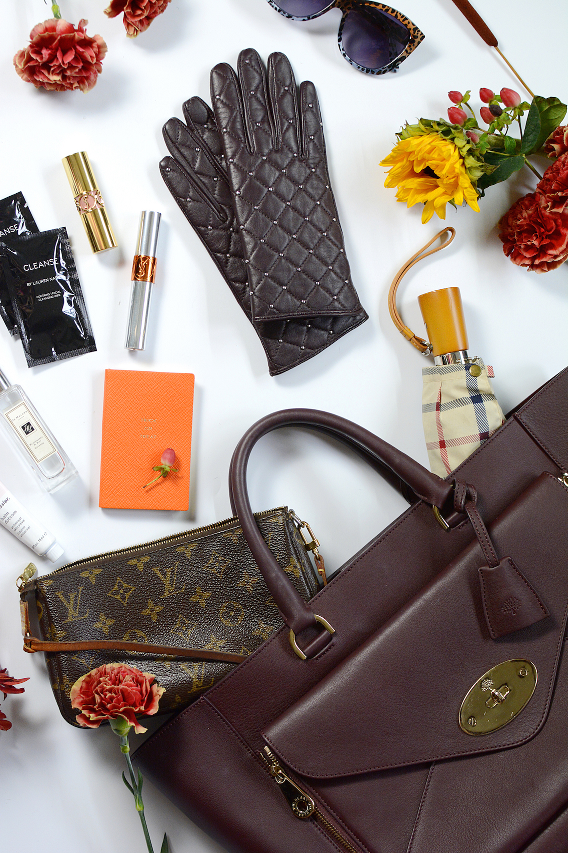 Mulberry Willow Tote Smythson Jo Malone Glossier 13