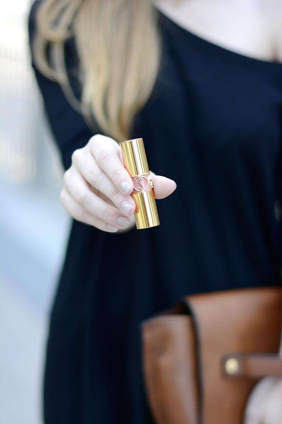 Zara J Brand Express YSL Rouge Volupte Nude Beige 3