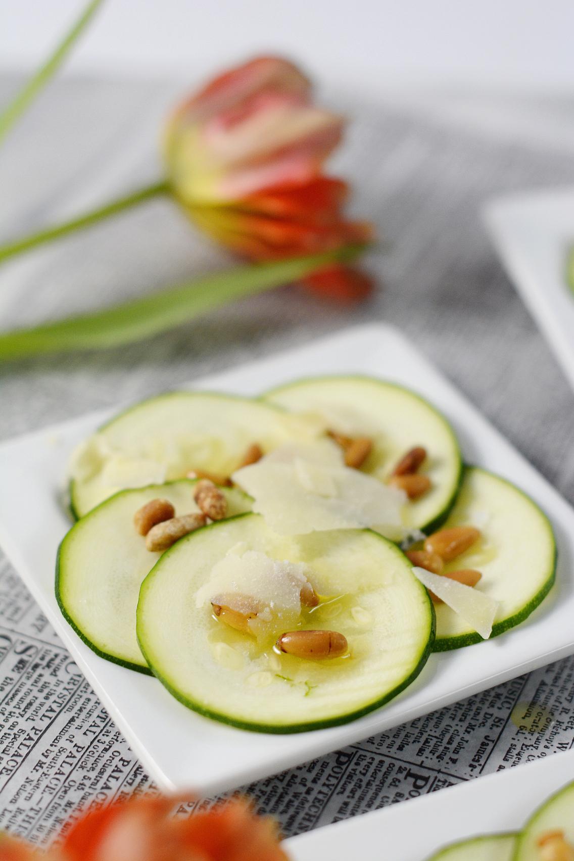 Zucchini Carpaccio Recipe 8
