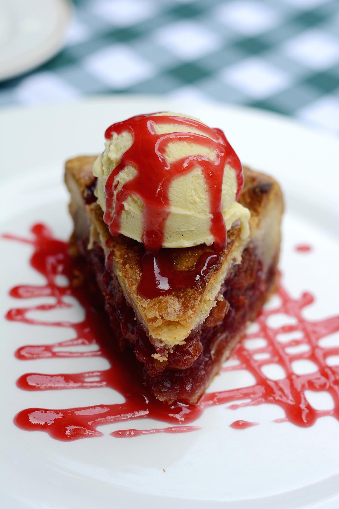 Tortoise Club Michigan Cherry Pie