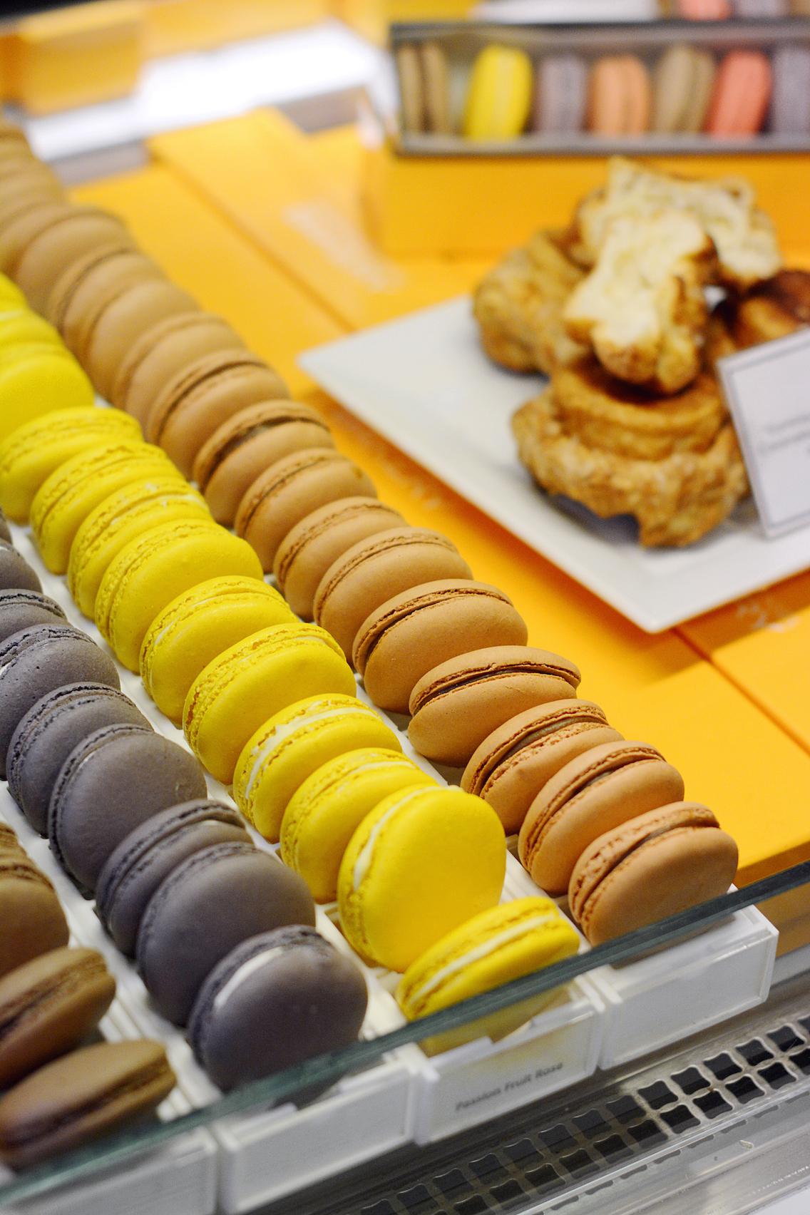 Dominique Ansel Bakery Soho NYC Cronut 3