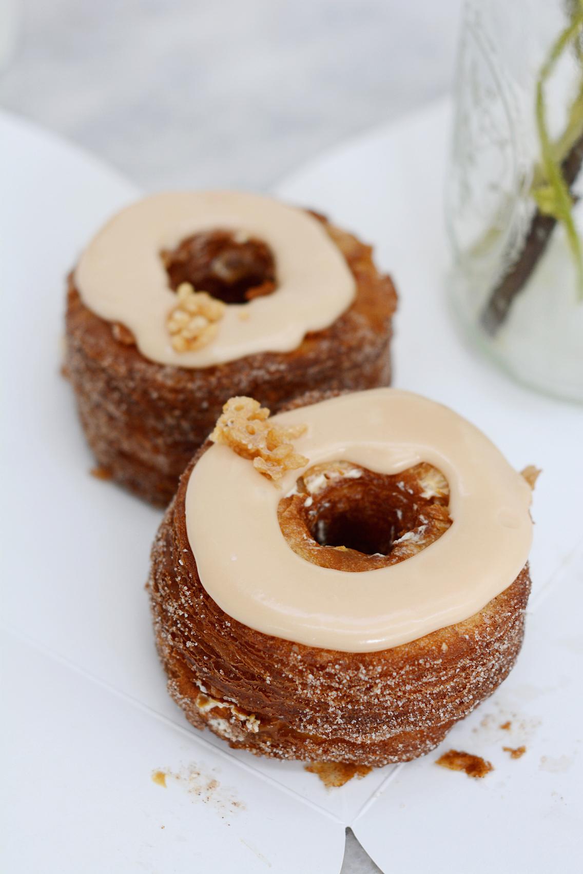 Dominique Ansel Bakery Soho NYC Cronut 16