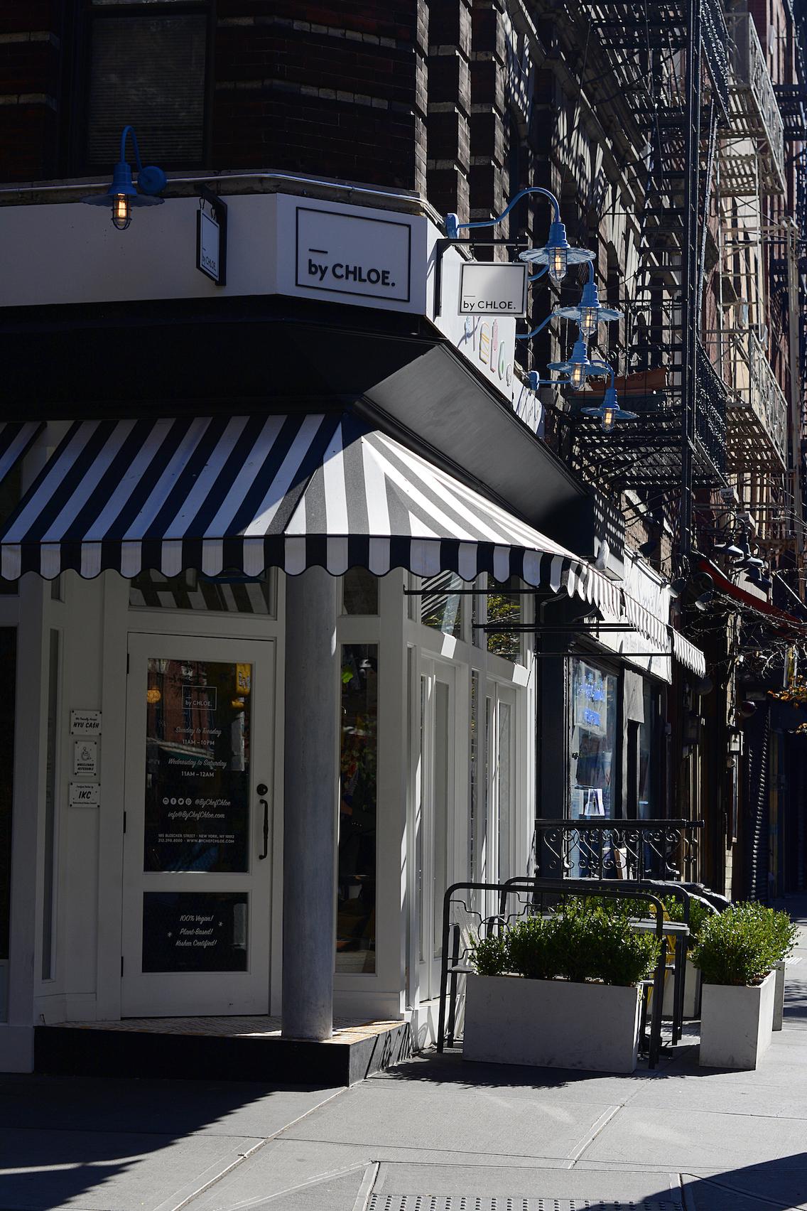 by Chloe Vegan Soho NYC Restaurant