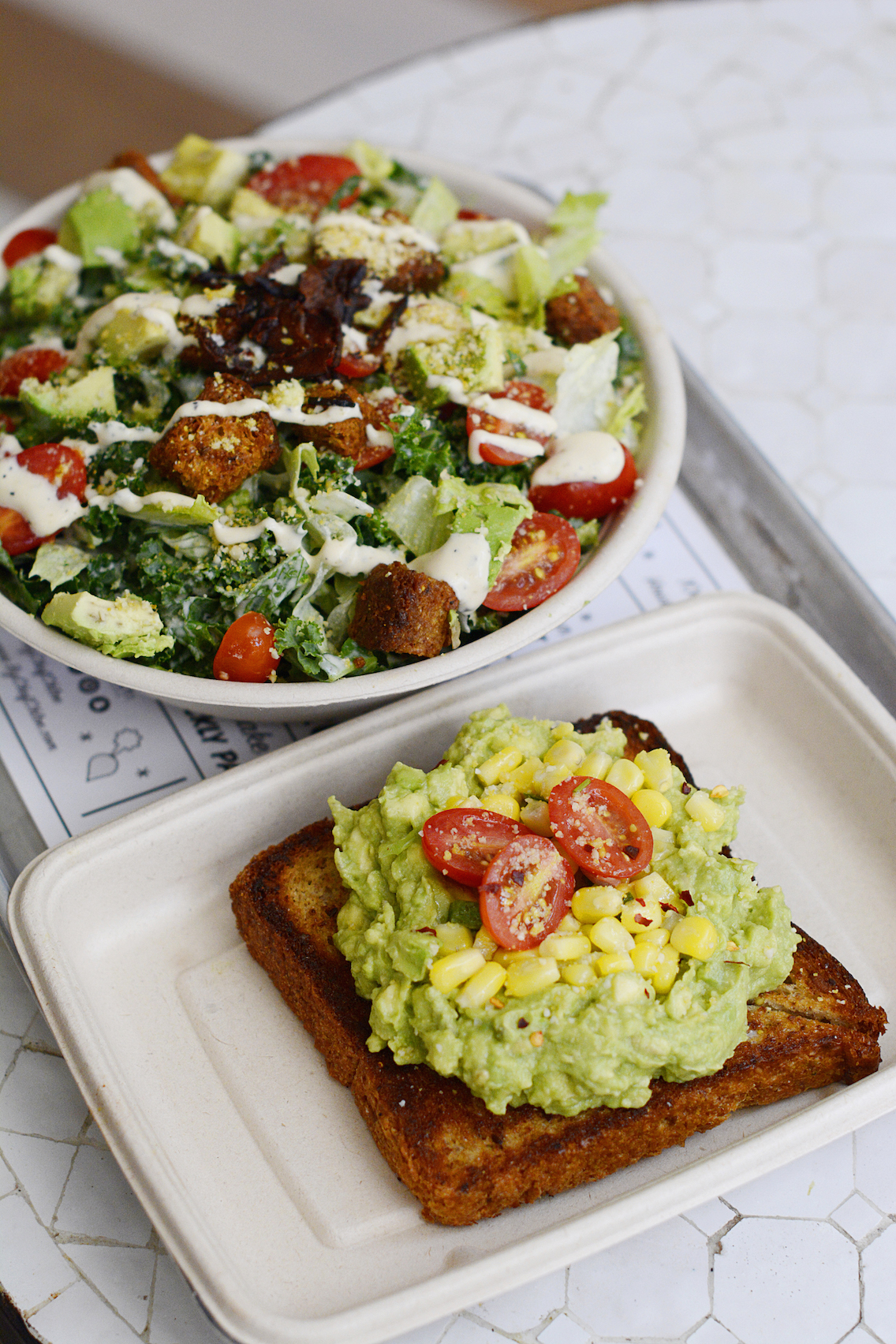 by Chloe Vegan Soho NYC Restaurant 8