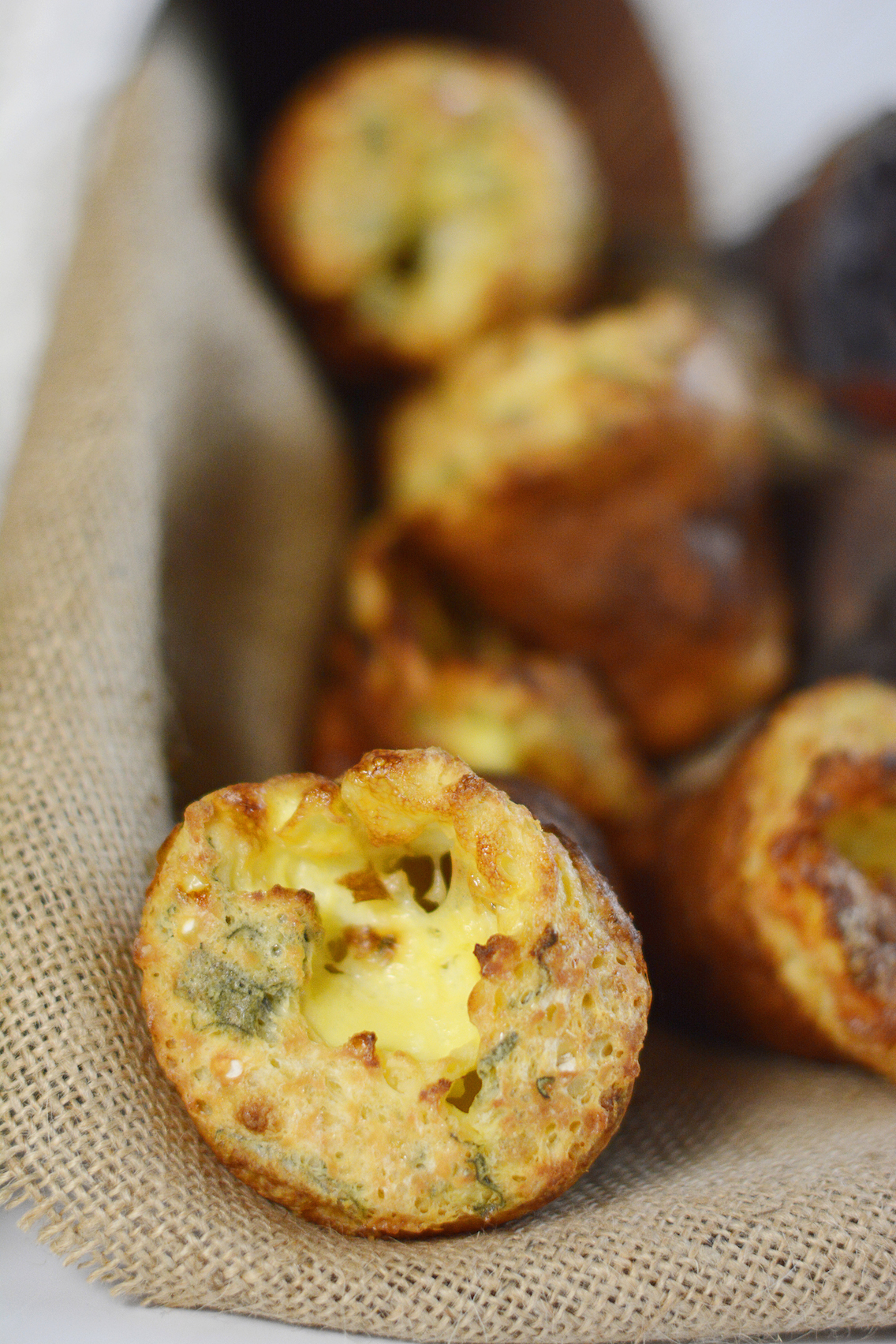 Sage Gruyère Popovers 8