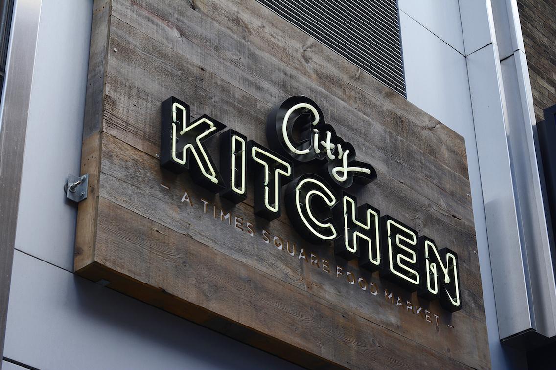 New York City City Kitchen