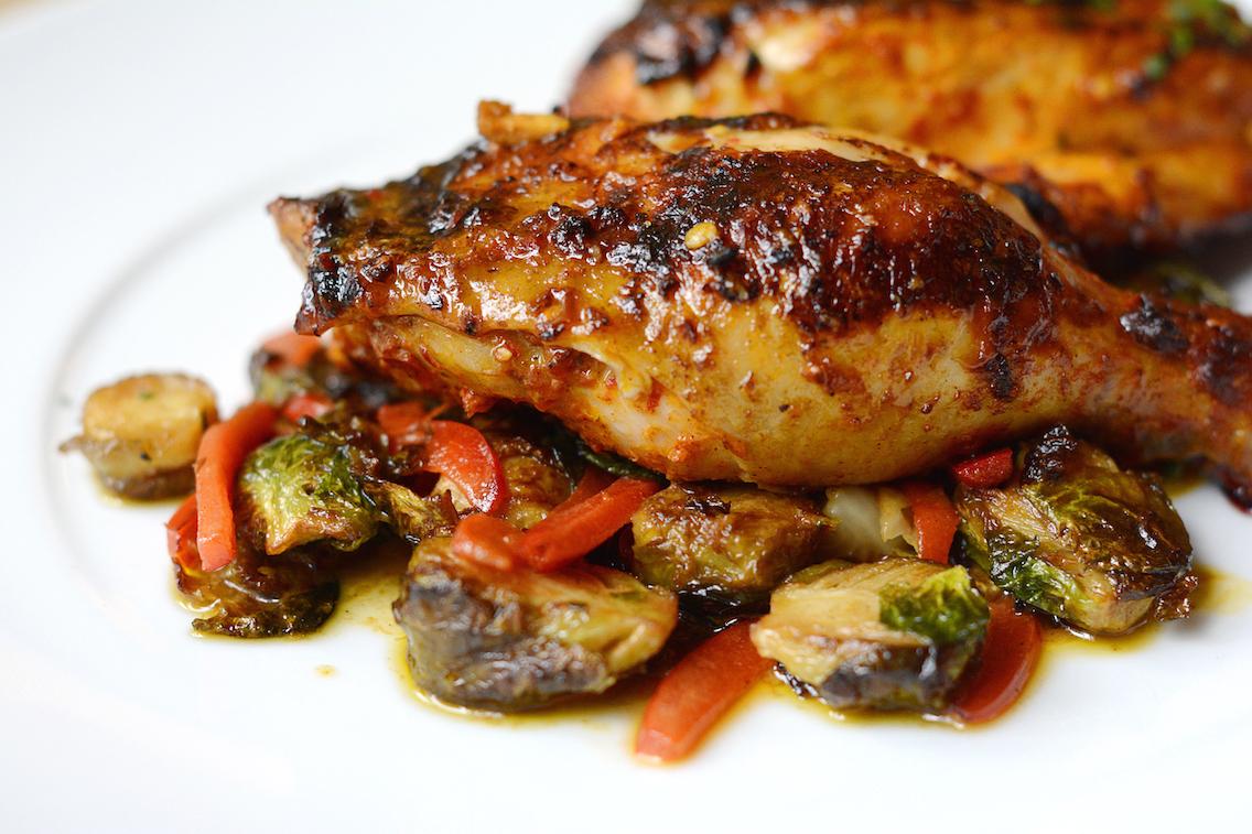 Travelle Chicago Spicy Half Chicken 4