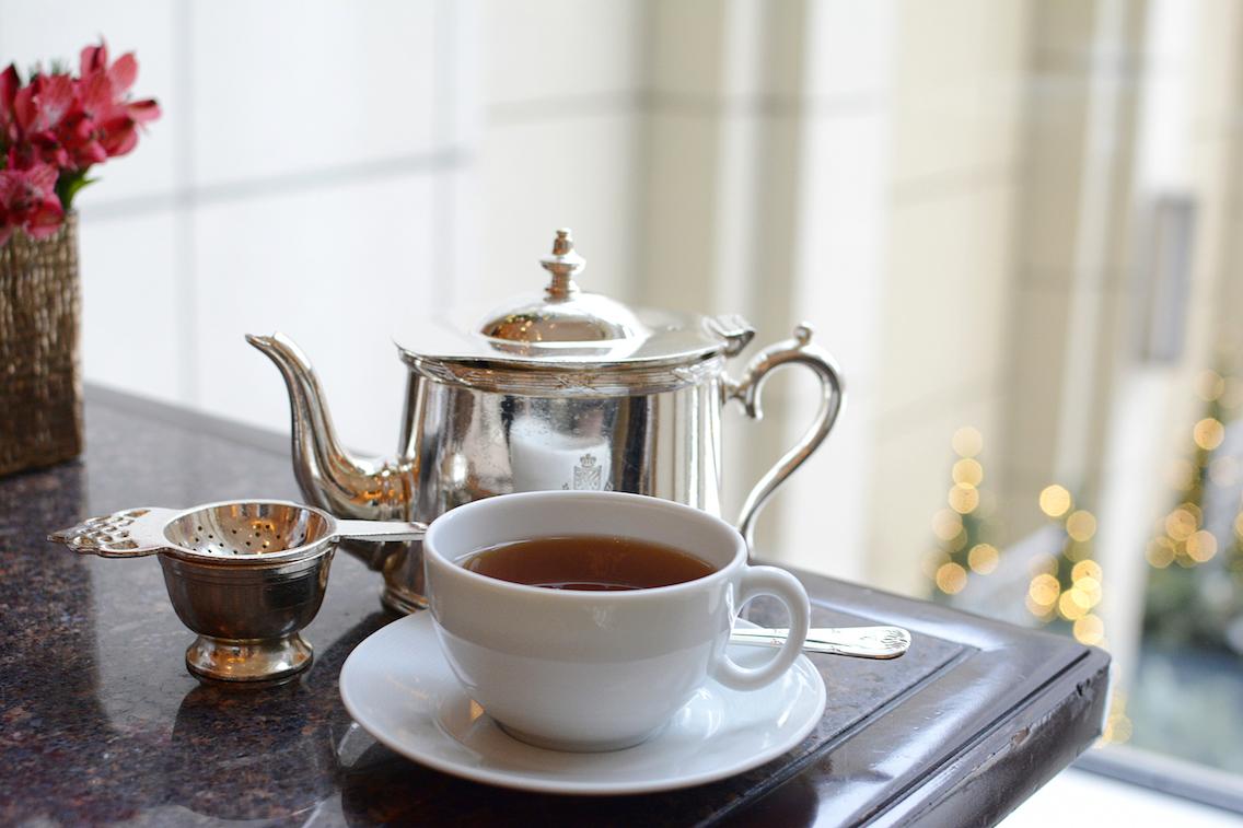 Peninsula Chicago Holiday Afternoon Tea 2015 13
