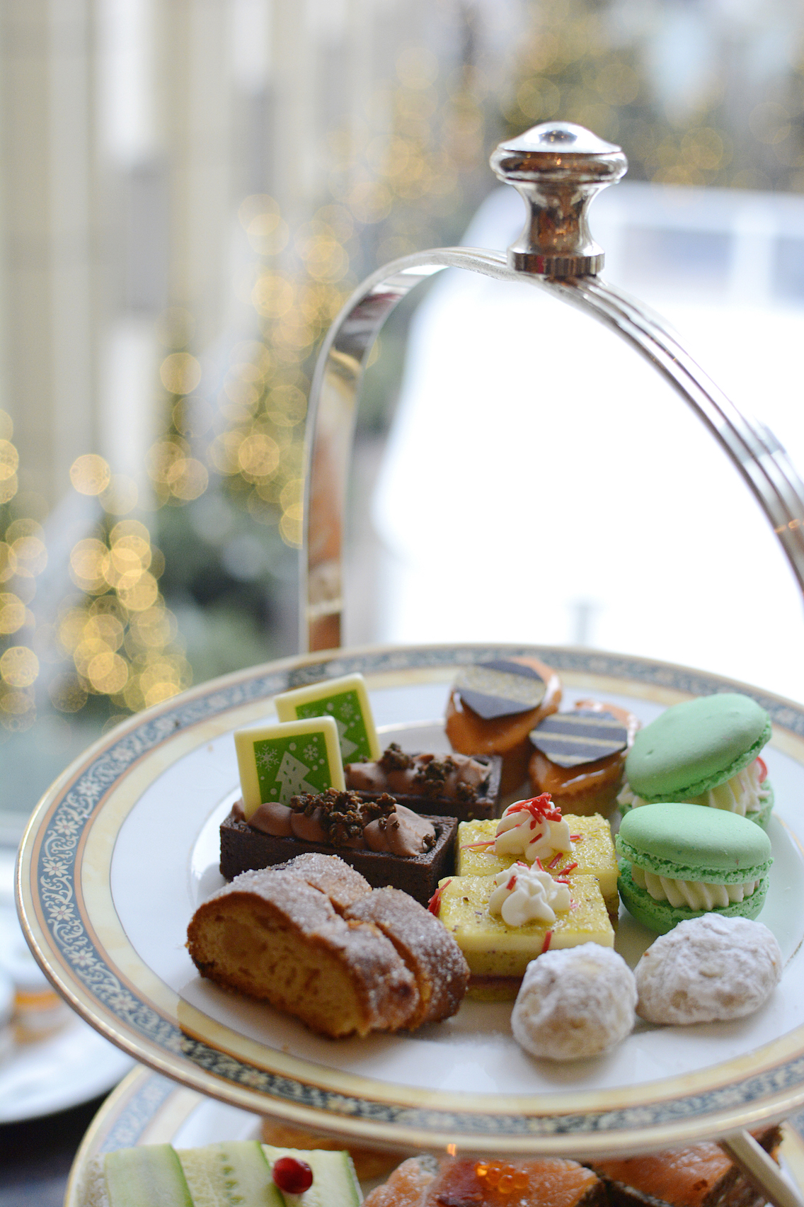 Peninsula Chicago Holiday Afternoon Tea 2015 17