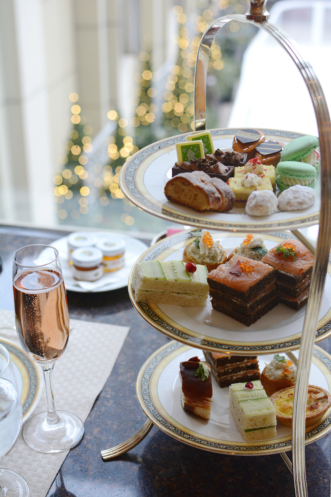 Peninsula Chicago Holiday Afternoon Tea 2015 18