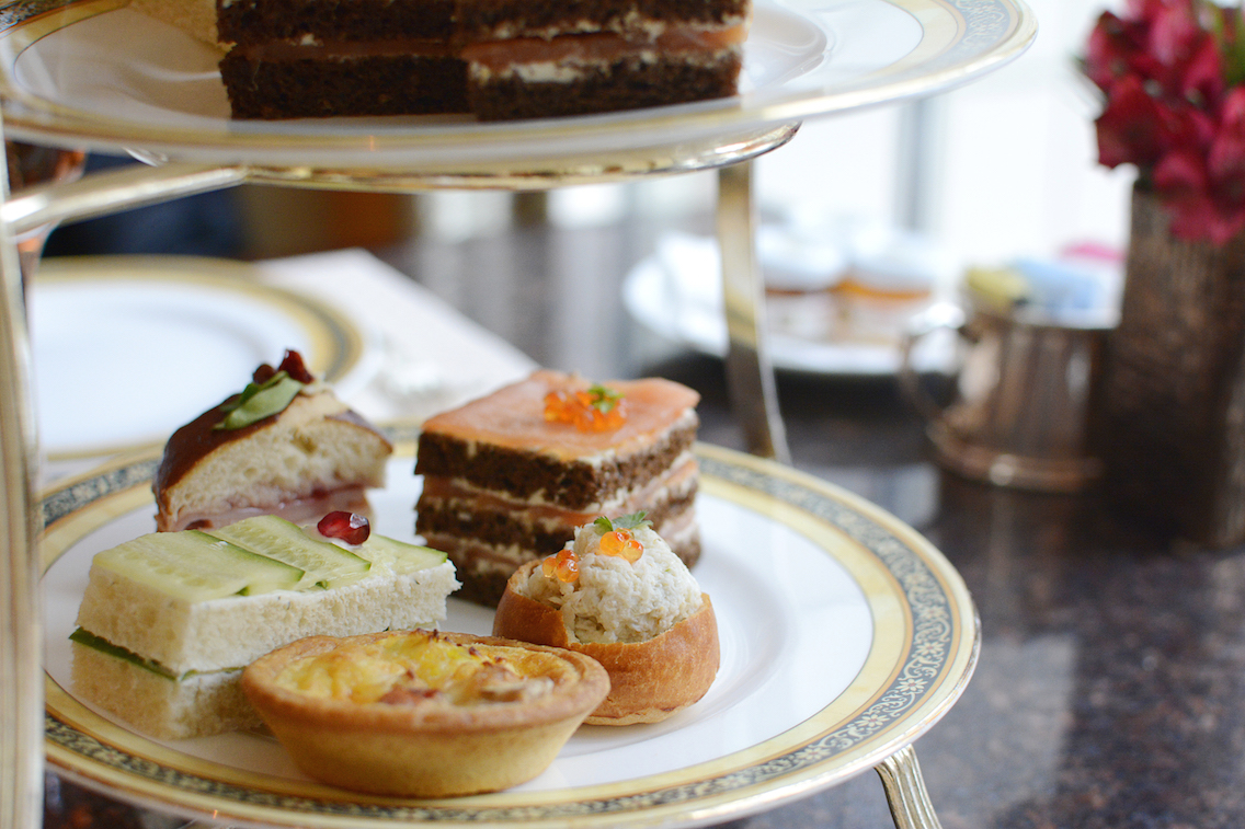 Peninsula Chicago Holiday Afternoon Tea 2015 20