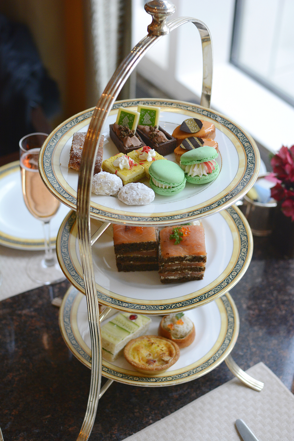 Peninsula Chicago Holiday Afternoon Tea 2015 21